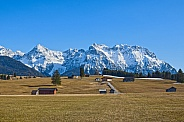 Karwendel Mountain