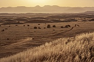 Damaraland in Namibia,