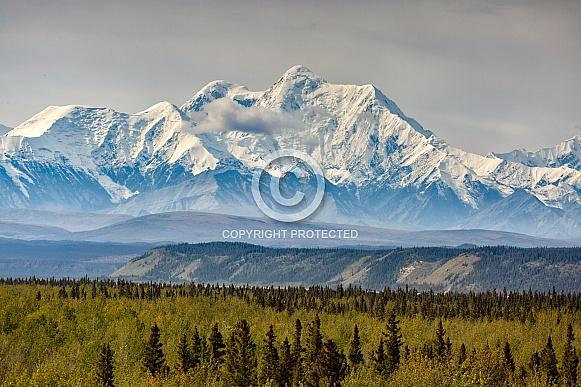 Wrangler mountains Alaska