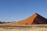 Sand Dunes - Namib Desert - Namibia