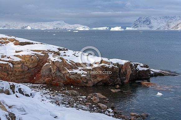Scoresbysund - Greenland