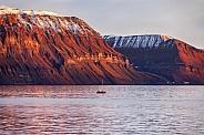 Liefdefjord - Longyearbyen - Svalbard Islands