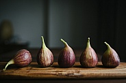 Figs in a row