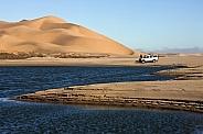 Namib Desert - Sandwich Bay - Namibia
