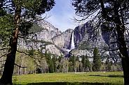 Yosemite Lowwer Falls