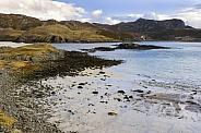 Wild coastal landscape - Scotland