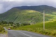 Mountain scenery - County Mayo - Ireland