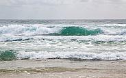 Translucent waves