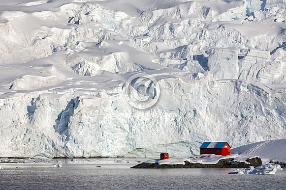 Paradise Bay - Antarctica