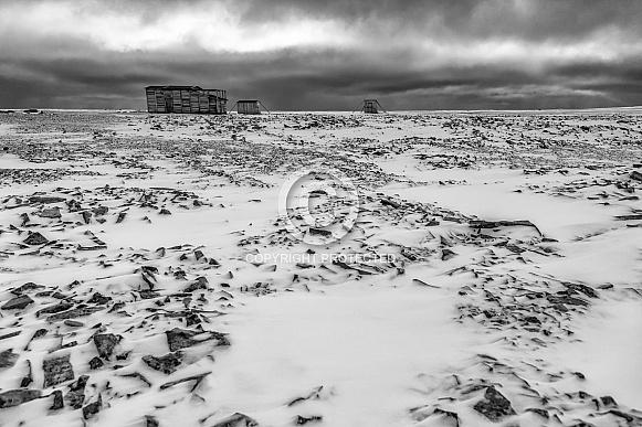Spitsbergen landscape