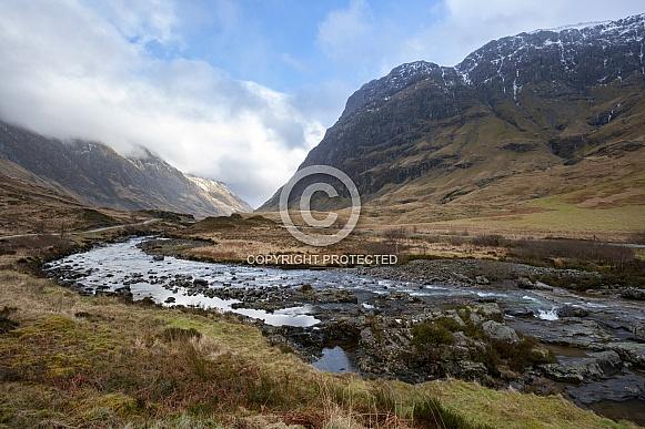 Glencoe - Highlands of Scotland