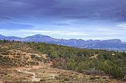 New Harmony, Utah landscape