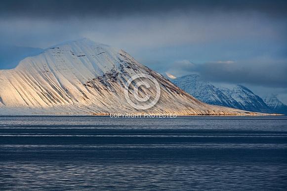 Liefdefjord - Svalbard Islands
