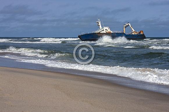 Skeleton Coast - Namiba