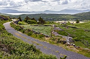 Landscape on the Ring of Kerry - Ireland