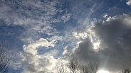 Skyscape/Clouds. This photo is free to download. As artists, we sometimes find ourselves needing reference material for skies or cloud formations, so hopefully these may be of use.