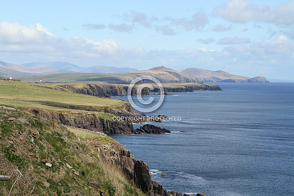 Dingle Peninsula Landscape