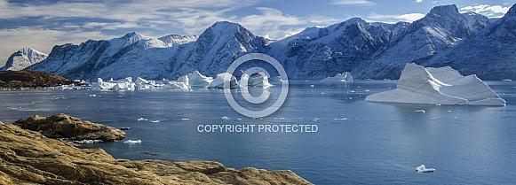 Northwest Fjord - Greenland