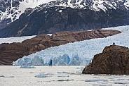 Grey Glacier - Torres Del Paine - Patagonia