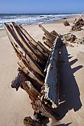 Shipwreck - Skeleton Coast - Namibia