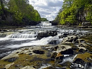 Aysgarth Falls - Yorkshire Dales - England