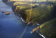 Waipio Valley Coast - Hawaii