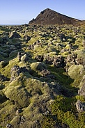 Volcanic landscape - Iceland