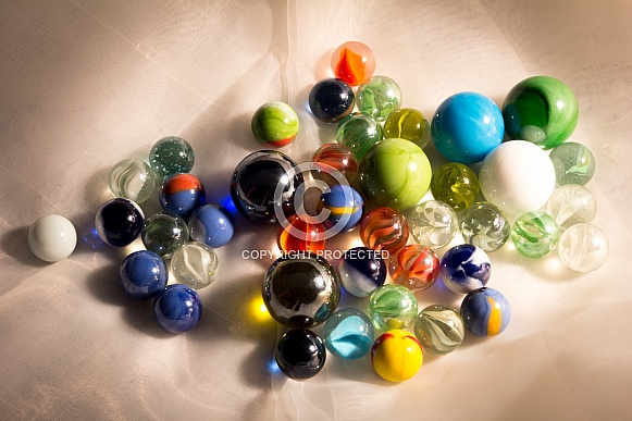 Lots of Marbles