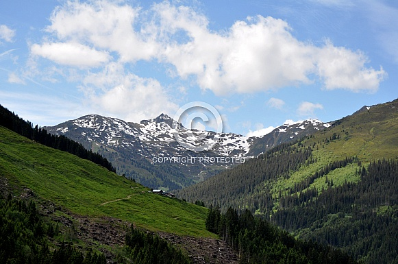 Karwendel Mountain