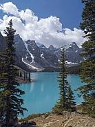 Moraine Lake - Banff National Park - Canada