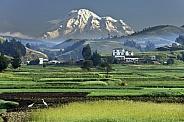 Chimborazo Mountain - Ecuador