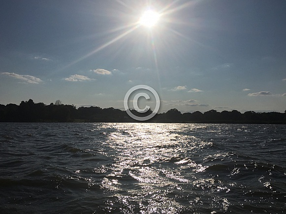 Sunshine on the Waters