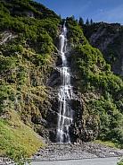 Waterfall at Alaska