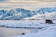 Raudfjord - Svalbard Islands