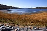 Bala Lake - Gwynedd in Wales