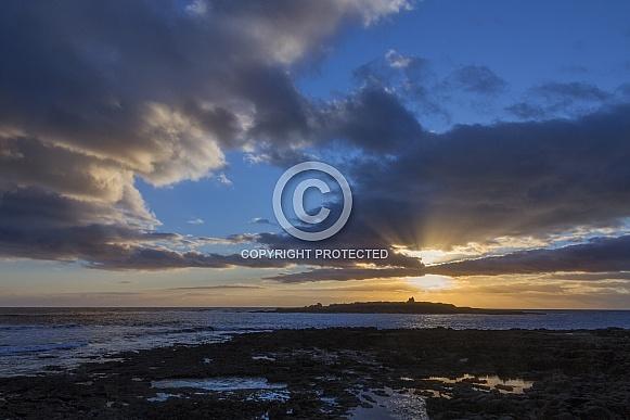 Sunset - Atlantic coast - Doolin - Ireland