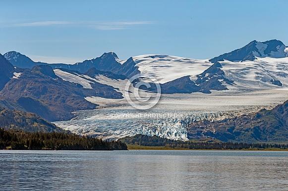 View at Glacier.