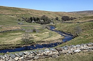 Wensleydale - Yorkshire Dales - England